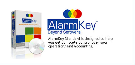 AlarmKey Standard Modules